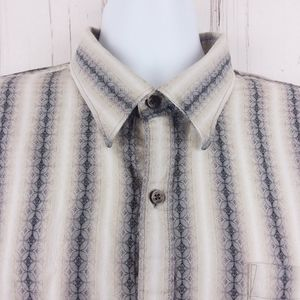 Tommy Bahama Sz XXL Shirt Button Front L/S Cotton
